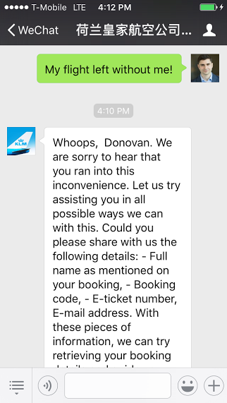 KLM Live Chat Screen - Flight Left!.jpg
