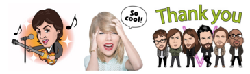 LINE Famous People Stickers.jpg