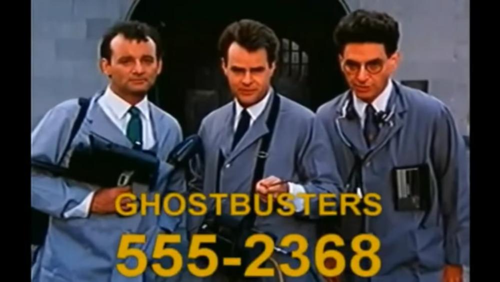 Resultado de imagen para ghostbusters number