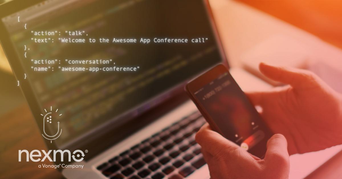 Nexmo Voice API