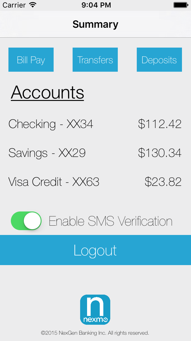 Add Phone (SMS / TTS) and Biometric Verification to Your iOS