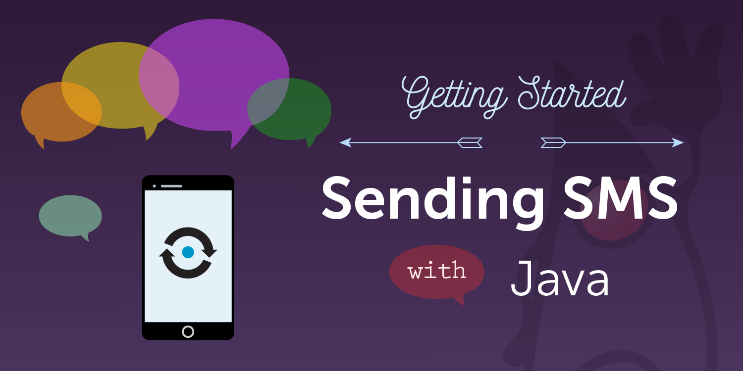 How to Send SMS Messages with Java