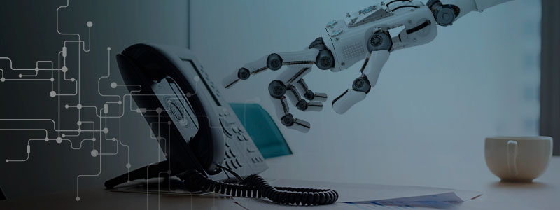 AI-powered chatbots can augment the future of customer service by anticipating customer needs and automating routine customer service tasks.