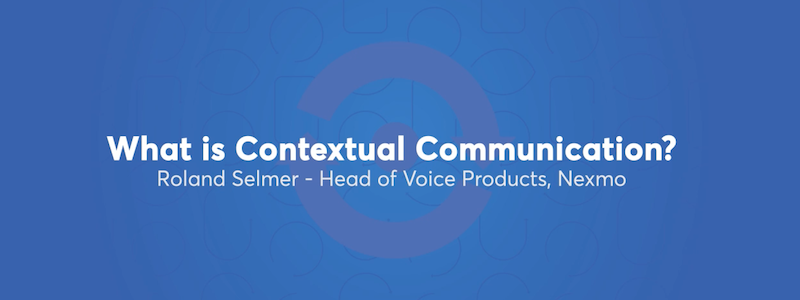 contextual communication, customer engagement