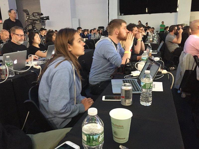TechCrunch Disrupt NYC hackathon 2017