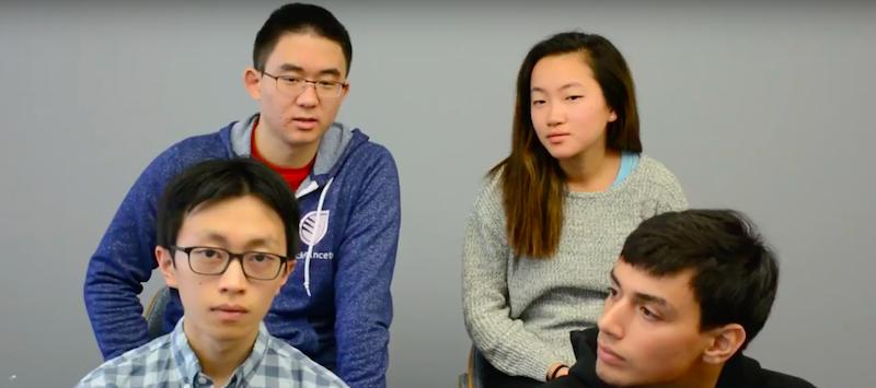 Princeton hackers Team Lyff