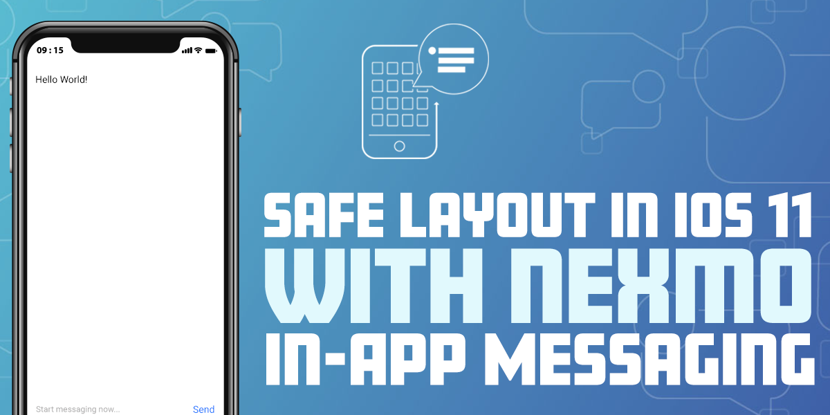 how to build chat app in ios