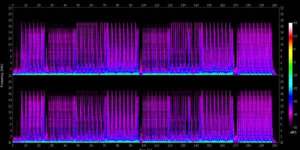 split recording