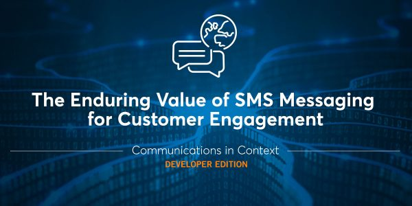 Enduring Value of SMS Messaging