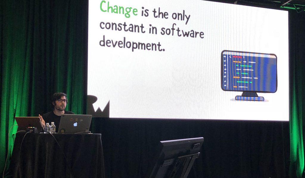 RWDevCon2018 - change slide