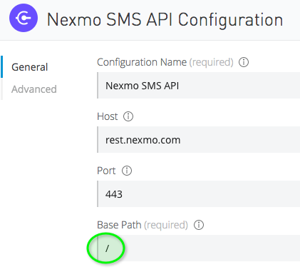 Adding Nexmo SMS to your Mulesoft app