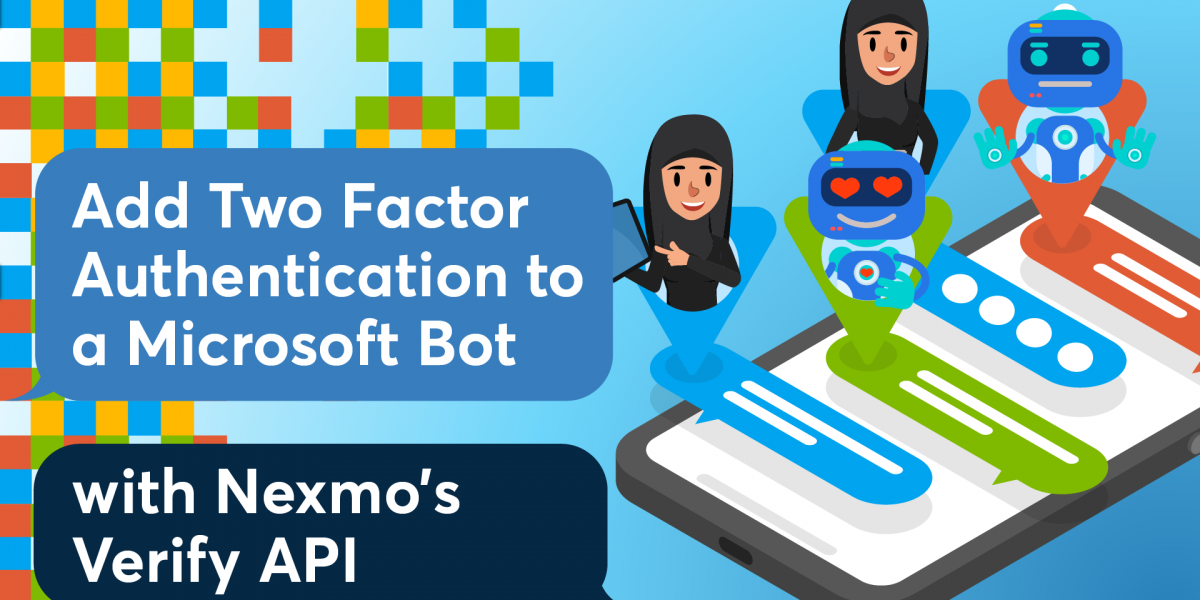 Add two factor authentication to a Microsoft bot with