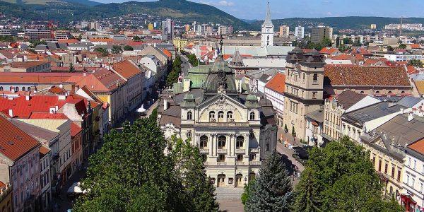Kosice, Slovakia by By Adam Jones from Kelowna, BC, Canada [CC BY-SA 2.0 (https://creativecommons.org/licenses/by-sa/2.0)], via Wikimedia Commons