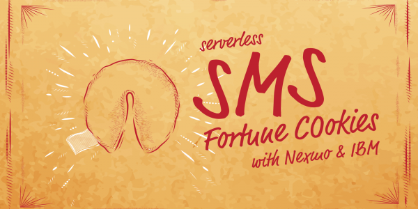 Serverless SMS Fortune Cookies