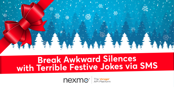 Break Awkward Silences With Terrible Festive Jokes Via SMS
