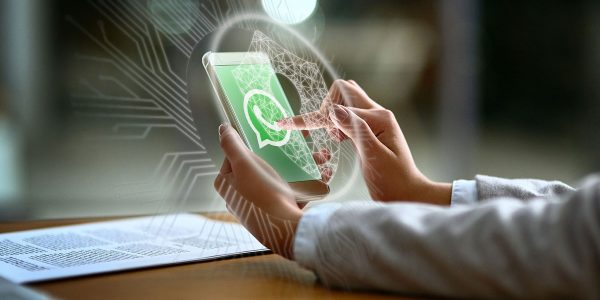 Nexmo is now offering 2FA through WhatsApp with failover to SMS