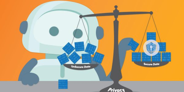 It's not easy balancing secure and unsecured data.