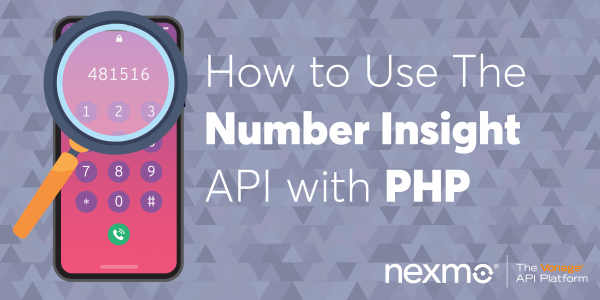 How to Use The Number Insight API with PHP