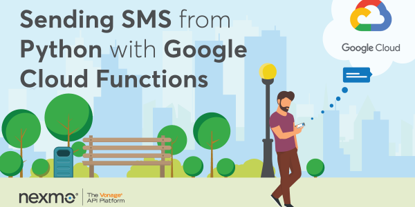 Sending SMS with Python and Google Cloud Functions