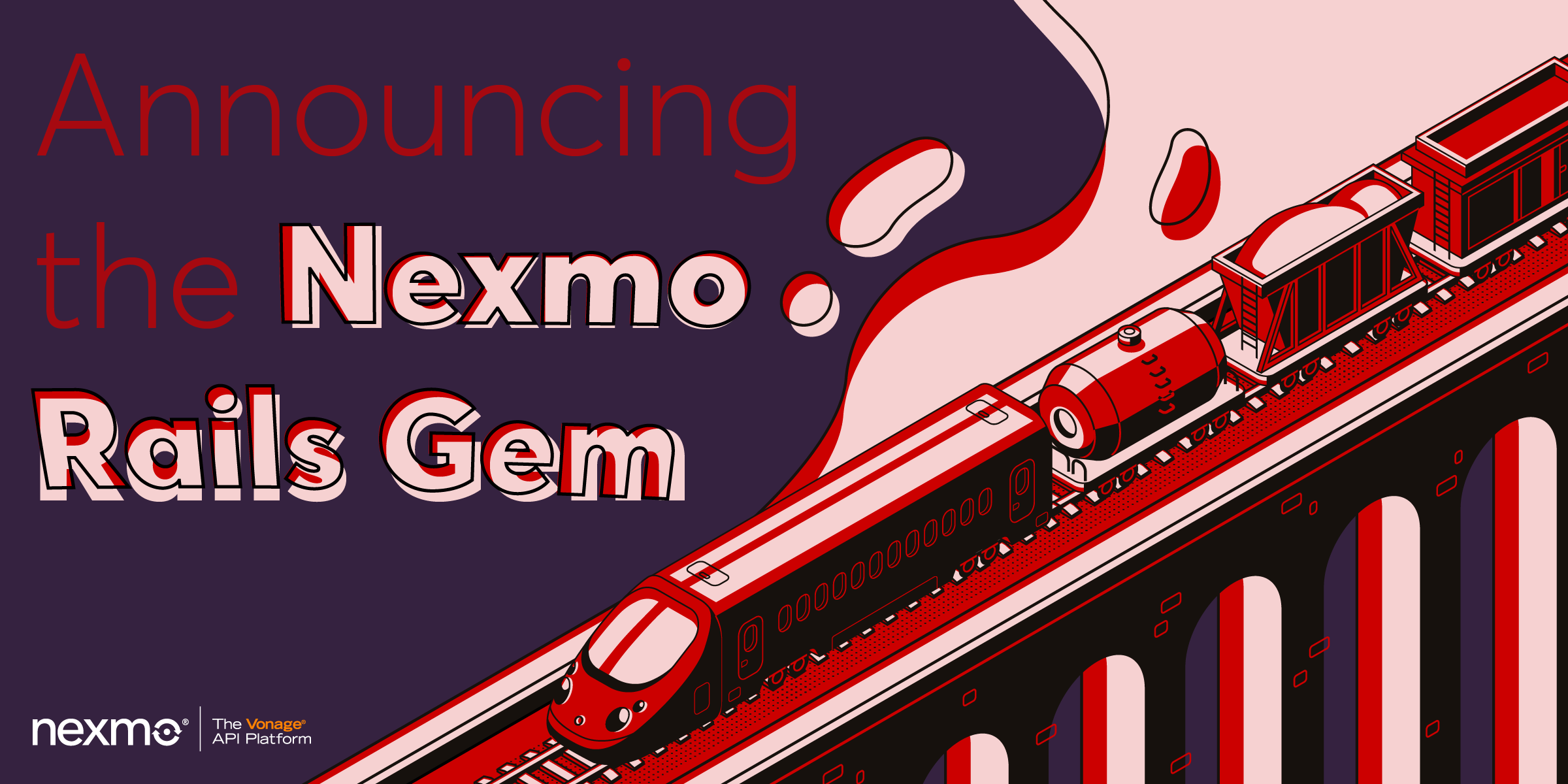 Announcing the Nexmo Rails Gem
