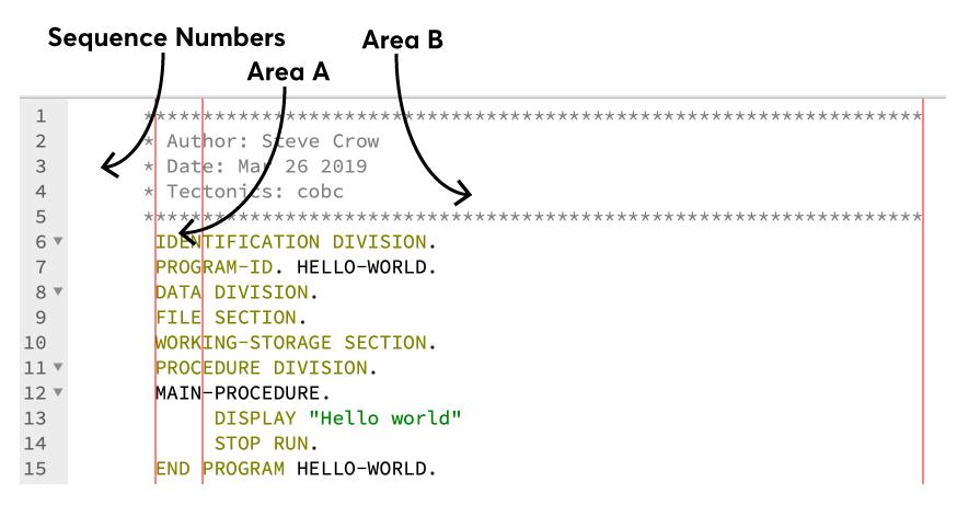 Send a Text Message with COBOL - Nexmo Developer Blog