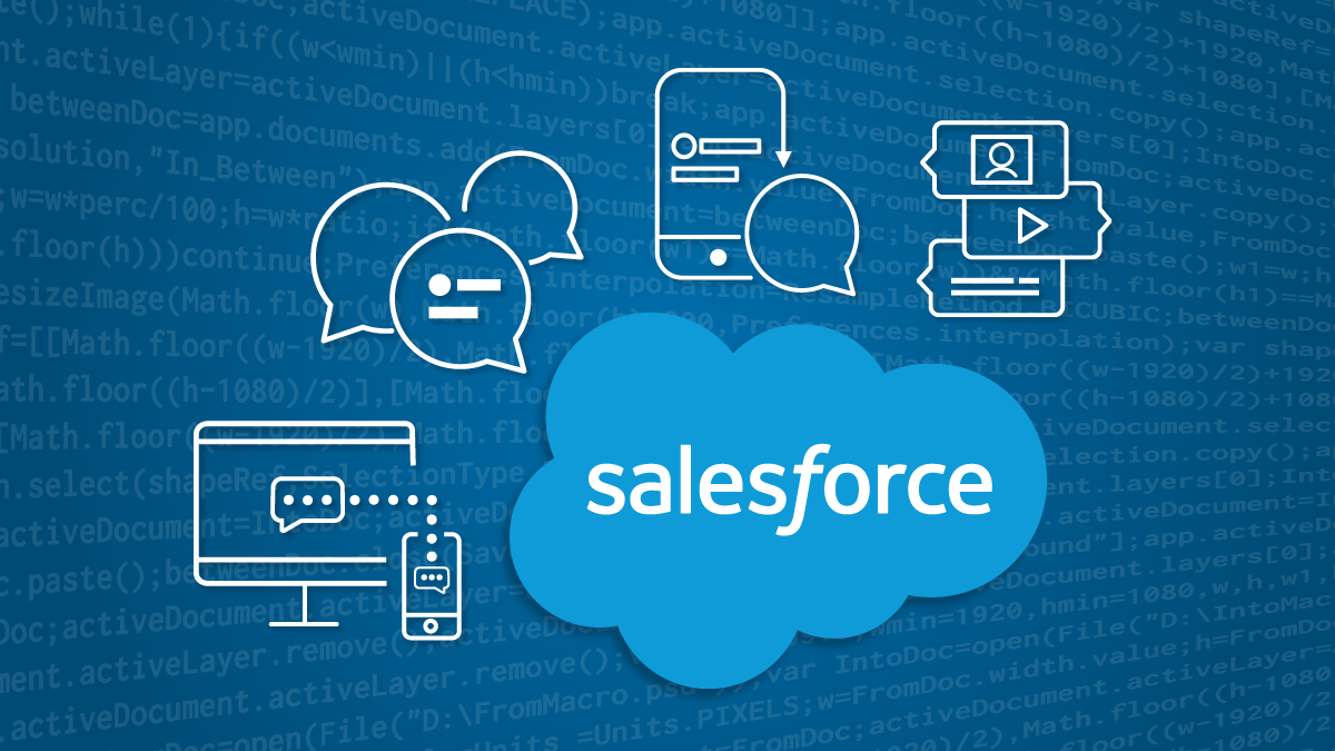 Multichannel Messaging into Salesforce with Nexmo Messages API