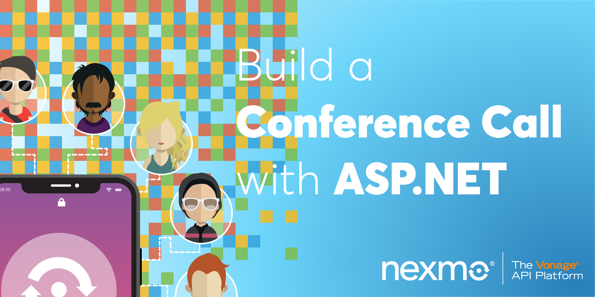 Build a Conference Call with ASP.NET