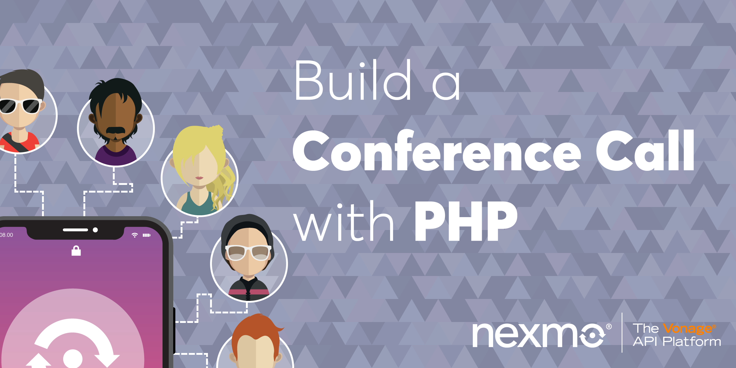 Build a Conference Call with PHP