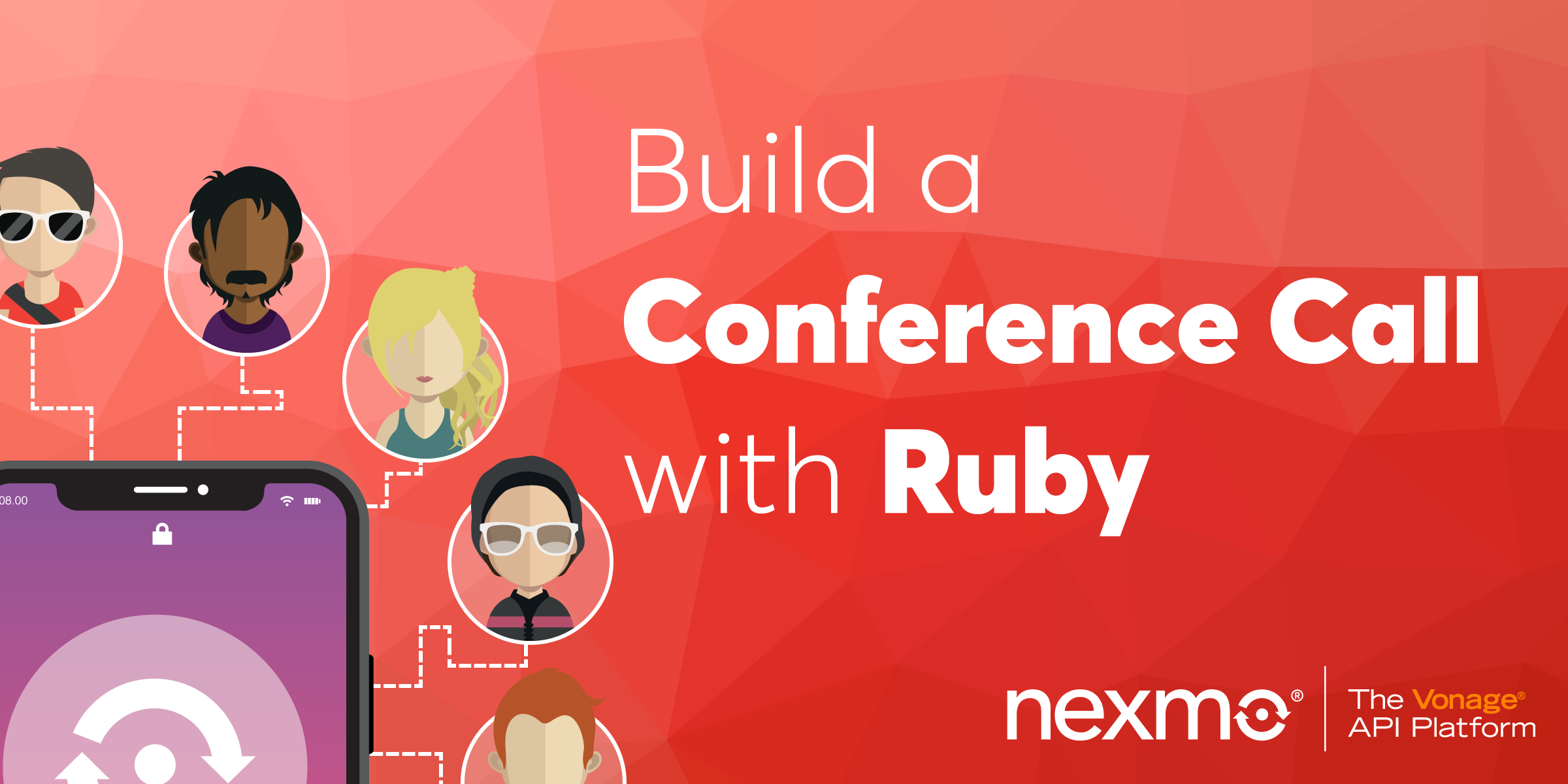 Build a Conference Call with Ruby on Rails