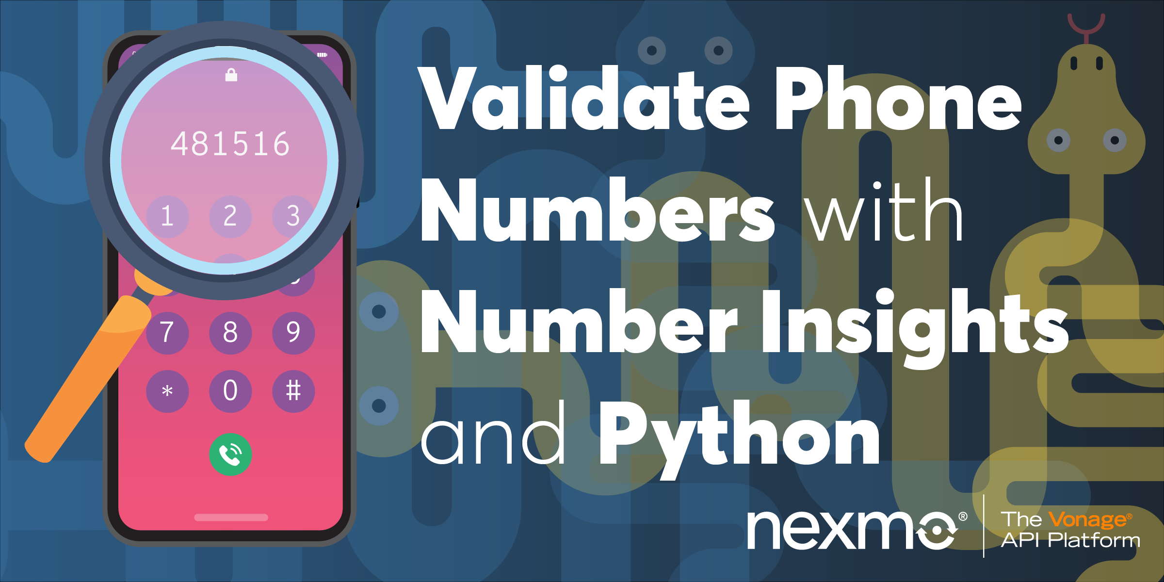 Validate Phone Numbers with Number Insights and Python