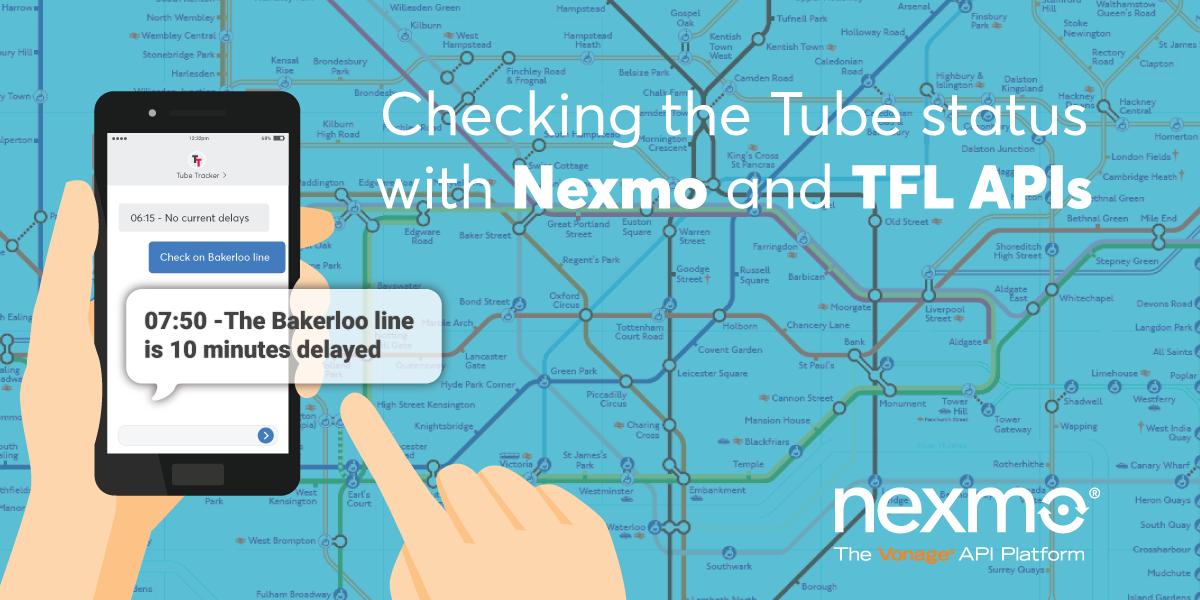 cover image for tube status tutorial