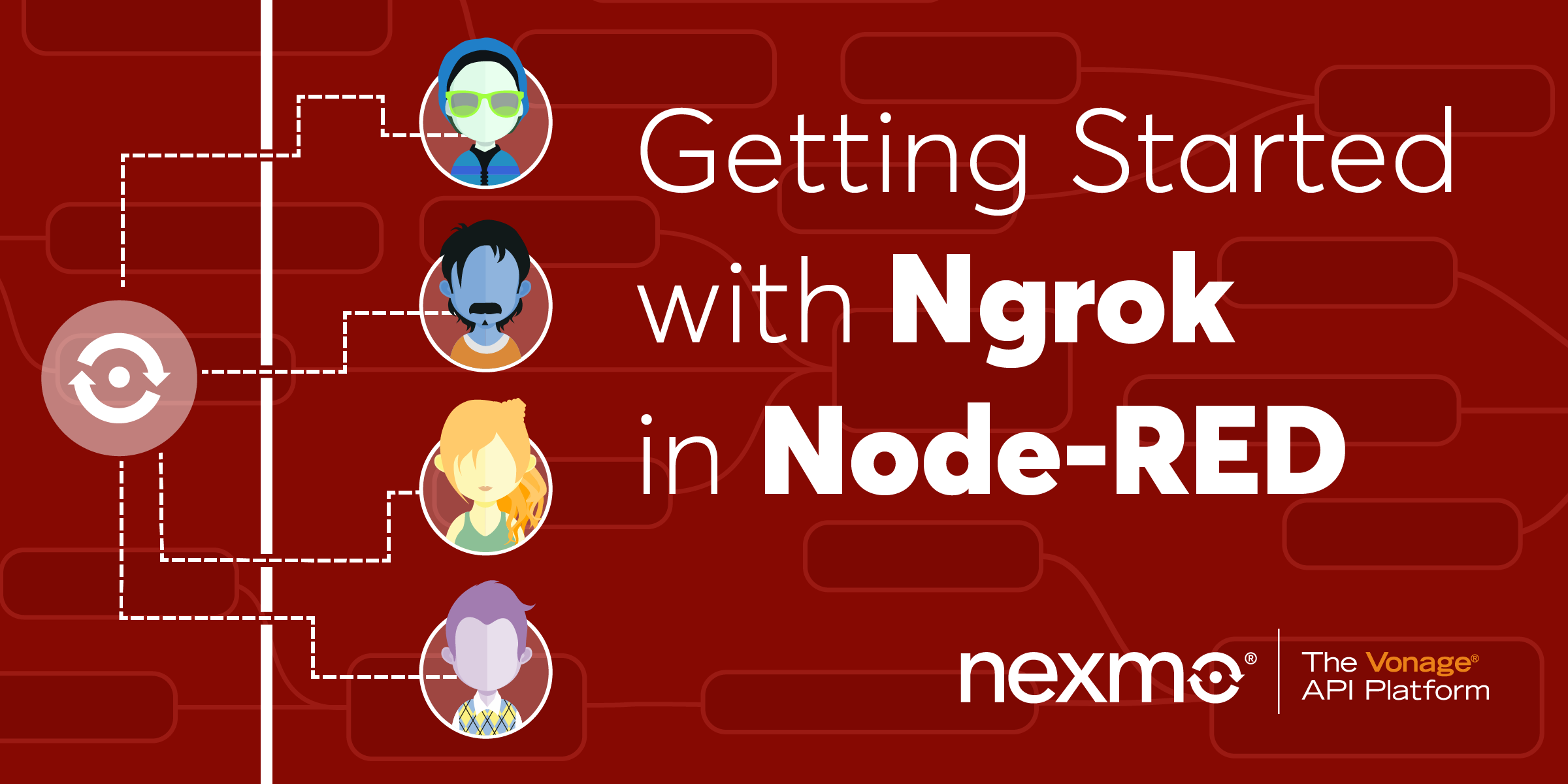 Getting Started with Ngrok in Node-RED - Nexmo Developer Blog