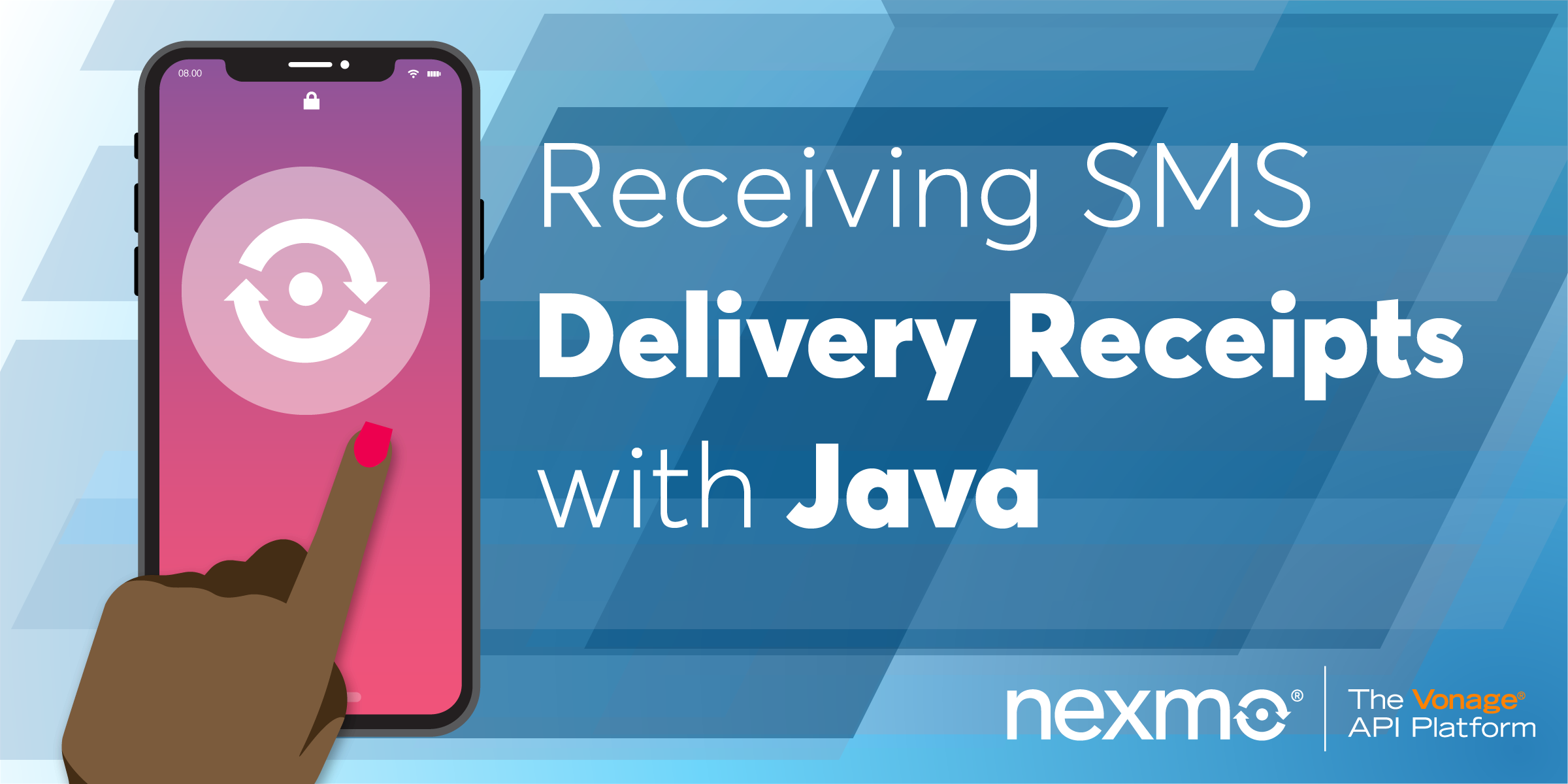 Receiving SMS Delivery Receipts with Java