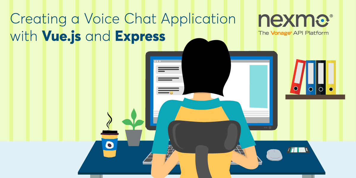 feature image voice vue express