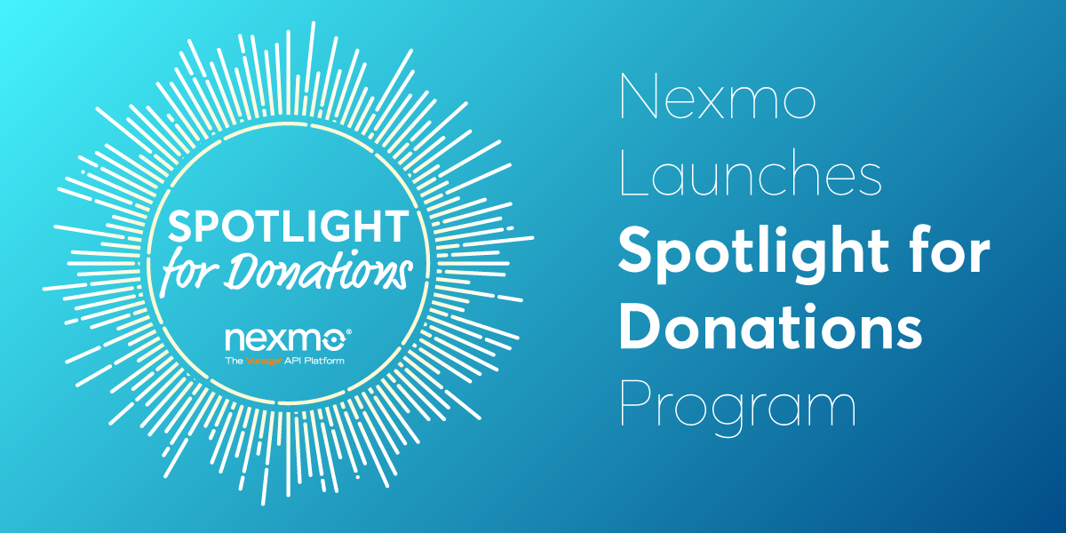 spotlight for donations feature image