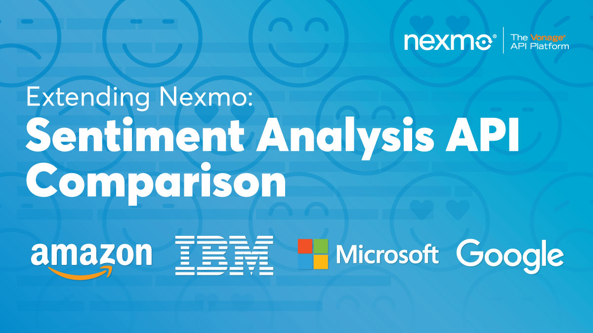 Sentiment Analysis API Comparison