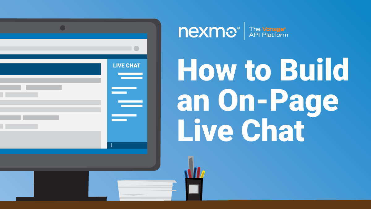 How to Build an On-Page Live Chat
