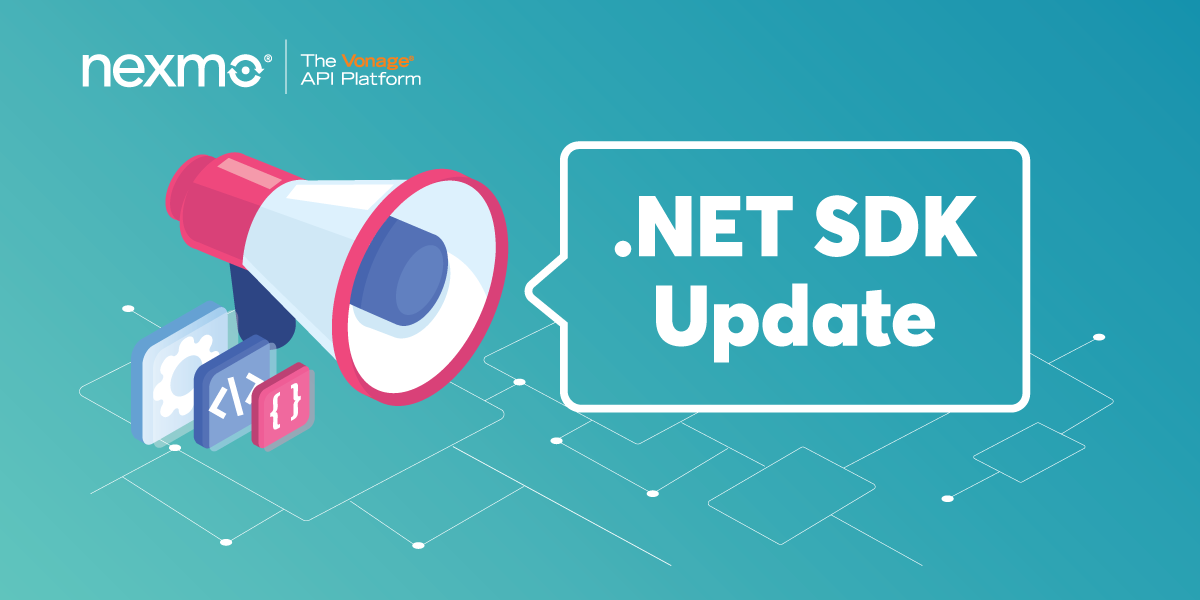 .NET SDK Update