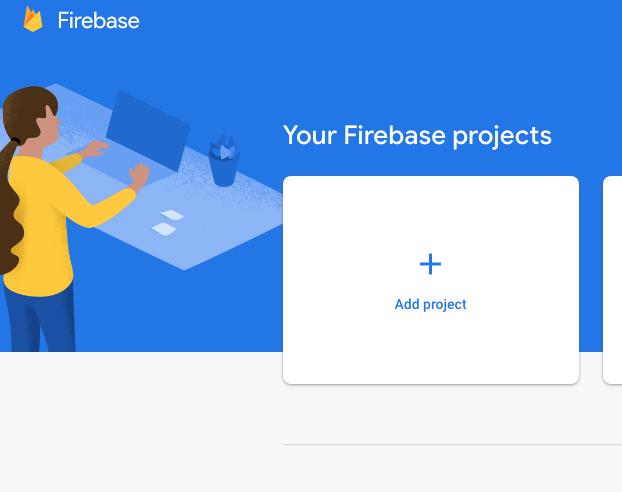 Click Add Project