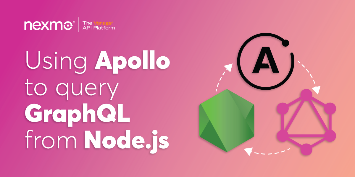 Using Apollo to Query GraphQL from Node.js