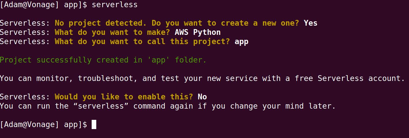 aws_lambda_python_project_creation