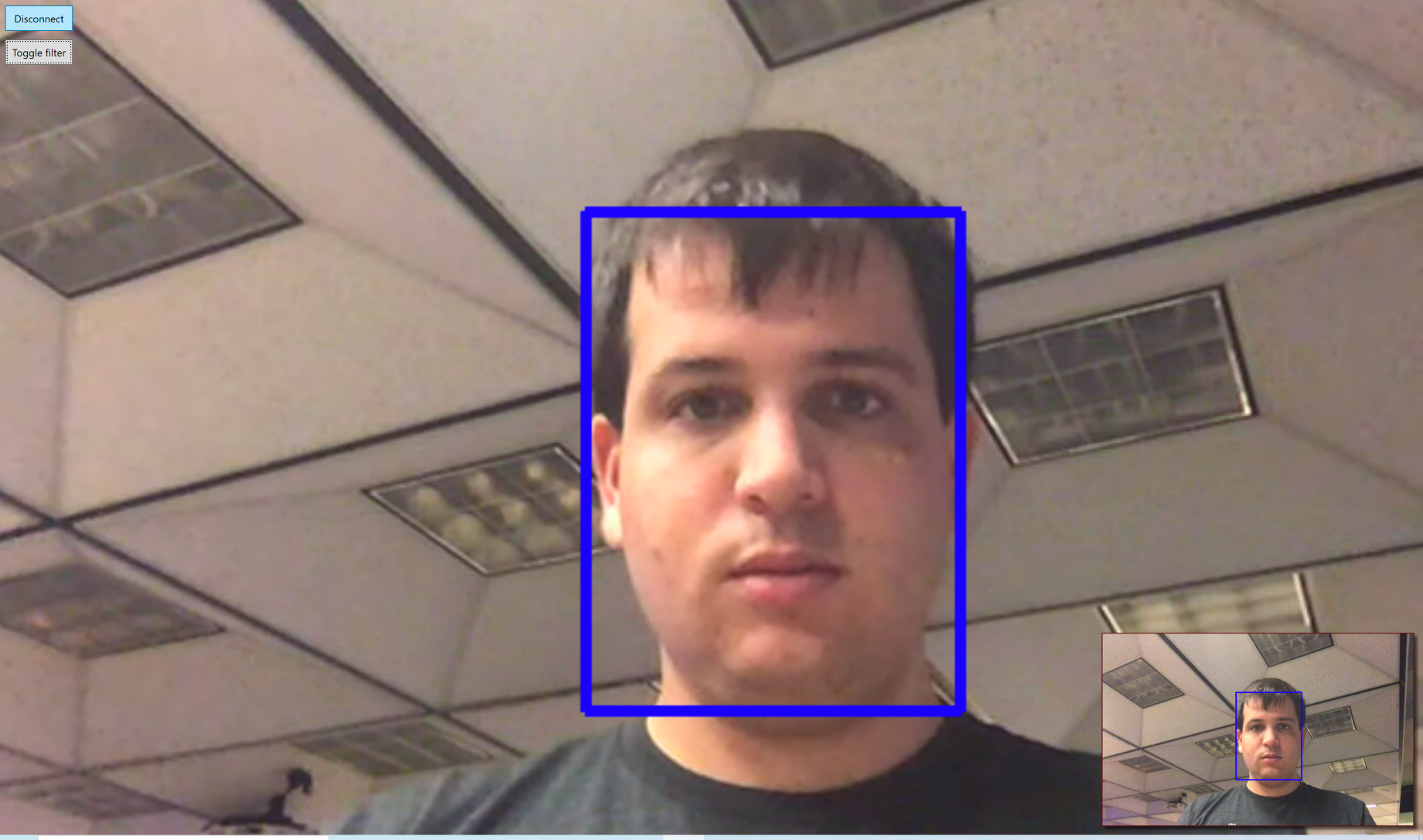 With Face Detection