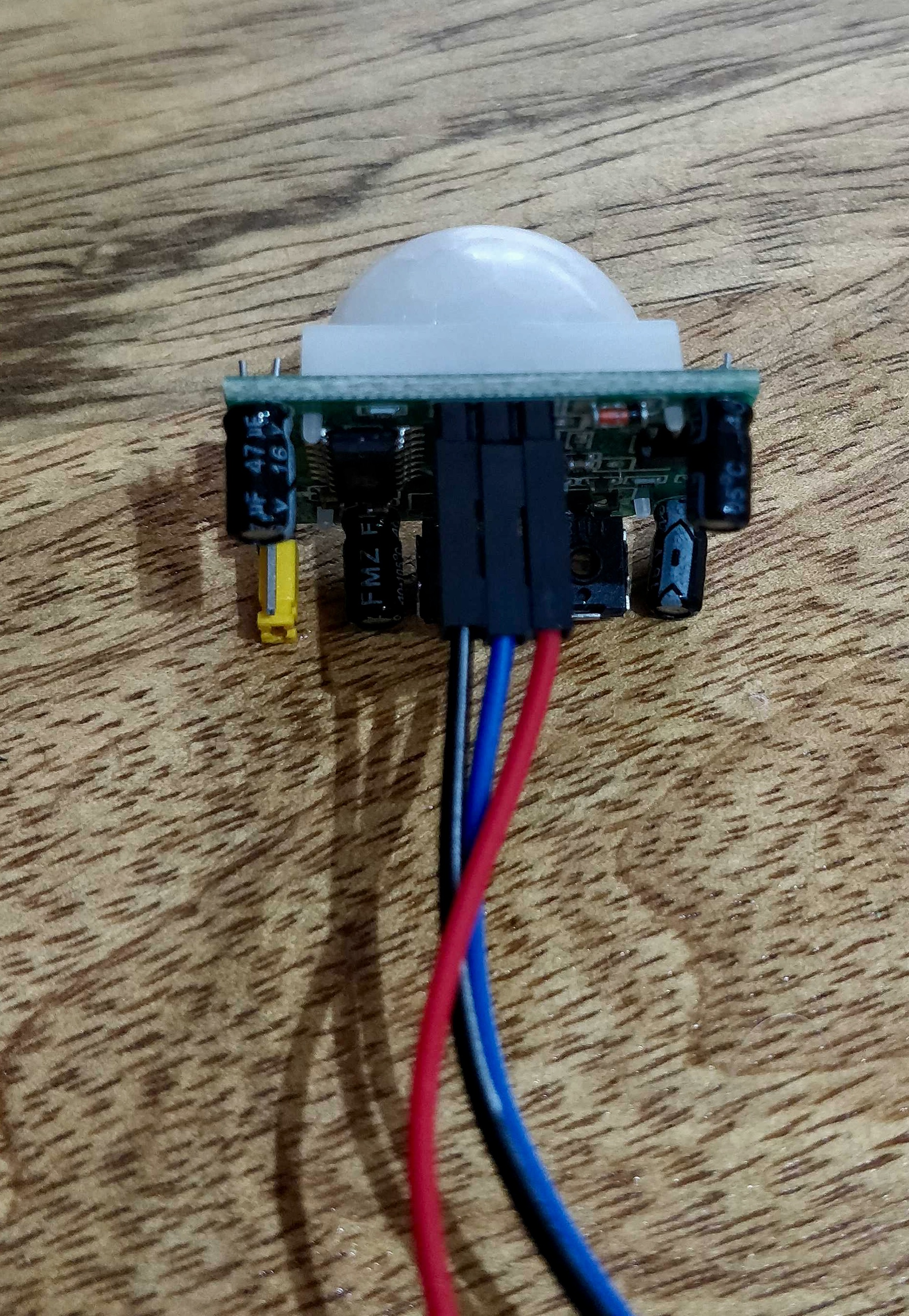 Wiring Sensor to Raspberry Pi Pt1
