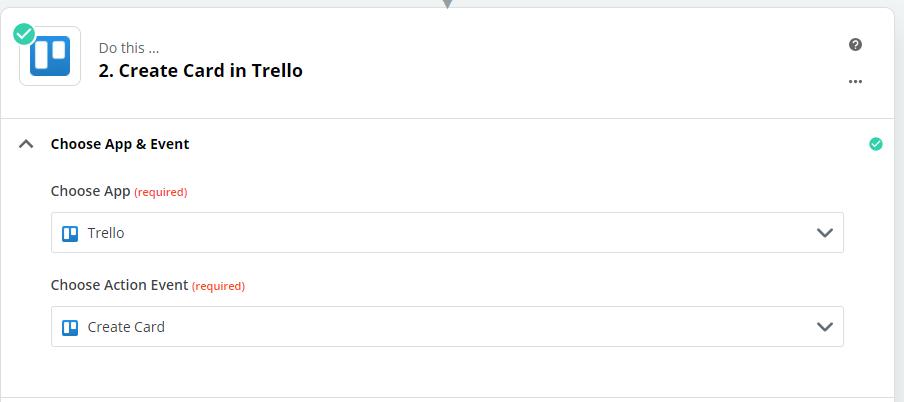Create Trello card